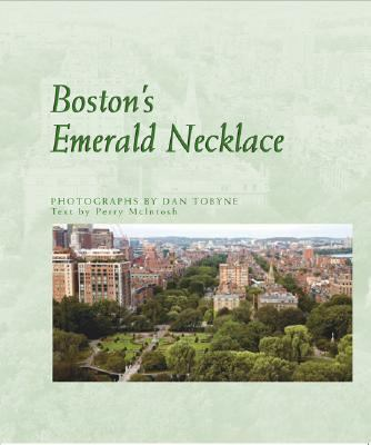 Boston's Emerald Necklace   2007 9781933212234 Front Cover