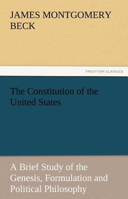 Constitution of the United States  N/A 9783842424234 Front Cover