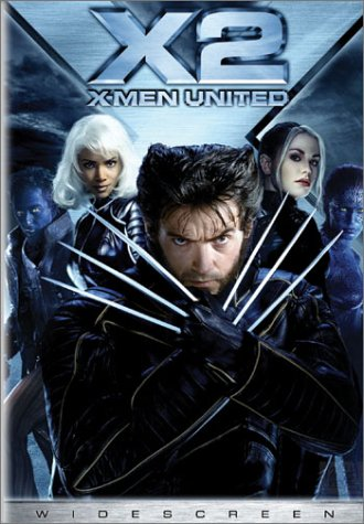 X2 - X-Men United (Two-Disc Widescreen Edition) System.Collections.Generic.List`1[System.String] artwork