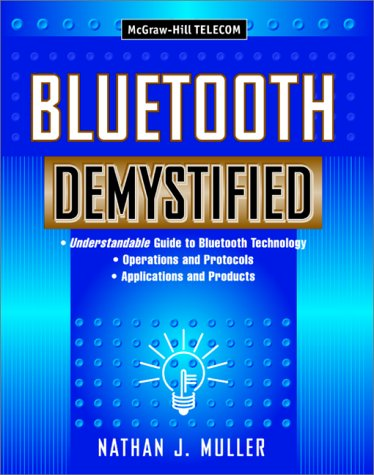 Bluetooth Demystified   2001 9780071363235 Front Cover