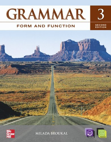 Grammar Form and Function  2nd 2009 edition cover