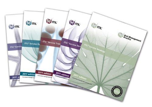 ITIL Service Lifecycle Publication Suite   2011 edition cover