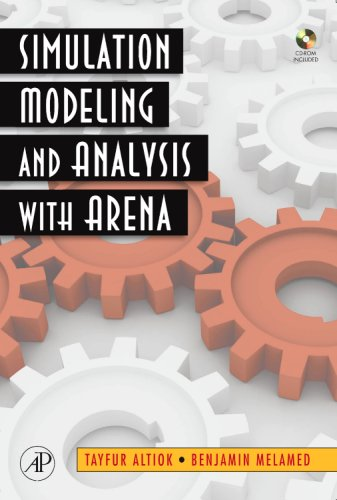 Simulation Modeling and Analysis with ARENA   2007 edition cover