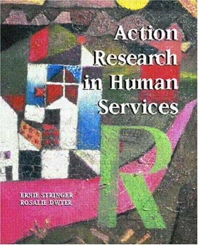 Action Research in Human Services   2005 edition cover
