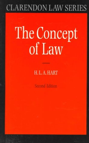 Concept of Law  2nd 1997 (Revised) edition cover