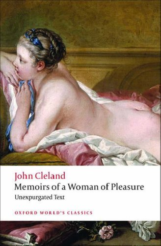 Memoirs of a Woman of Pleasure   2008 edition cover