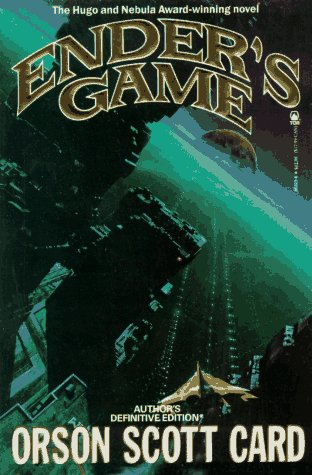 Ender's Game   1991 (Revised) edition cover