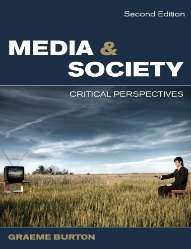 Media and Society Critical Perspectives 2nd 2010 edition cover
