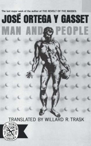 Man and People   1957 edition cover