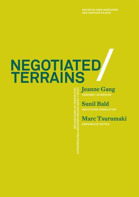 Negotiated Terrains   2009 9780393733235 Front Cover