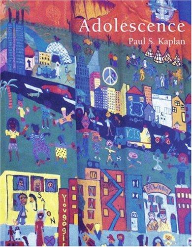 Adolescence   2004 edition cover