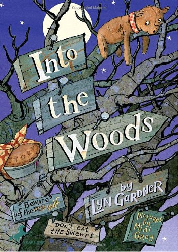 Into the Woods  N/A edition cover