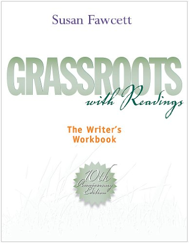 Grassroots with Readings The Writer's Workbook 10th 2012 edition cover