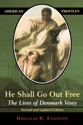 He Shall Go Out Free   2004 edition cover