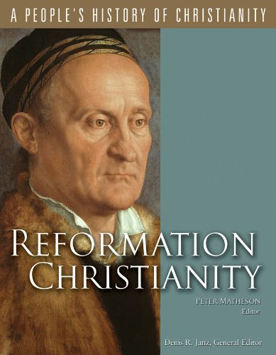 Reformation Christianity  N/A edition cover