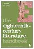 Eighteenth-Century Literature Handbook   2009 edition cover