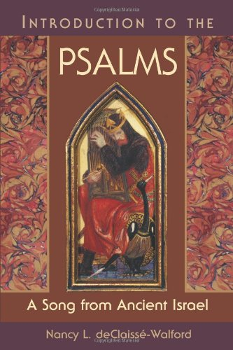 Introduction to the Psalms A Song from Ancient Israel  2004 edition cover