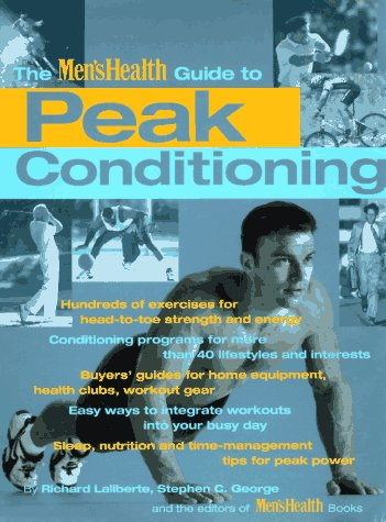 Men's Health Guide to Peak Conditioning   1997 (Revised) 9780875963235 Front Cover