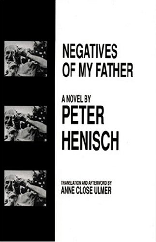 Negatives of My Father N/A edition cover
