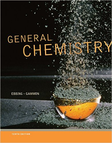 General Chemistry, Hybrid (with OWLv2 Printed Access Card)  10th 2013 edition cover