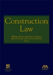 Construction Law   2009 edition cover