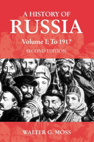 History of Russia To 1917 2nd 2002 (Revised) edition cover