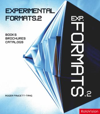 Experimental Formats 2 Books, Brochures, Catalogs  2008 9782888930235 Front Cover