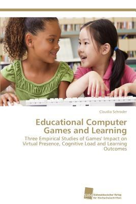 Educational Computer Games and Learning  N/A 9783838132235 Front Cover