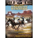 White Comanche Includes Bonus Movies: Great American West / Kentucky Rifle / Bells of San Angelo System.Collections.Generic.List`1[System.String] artwork