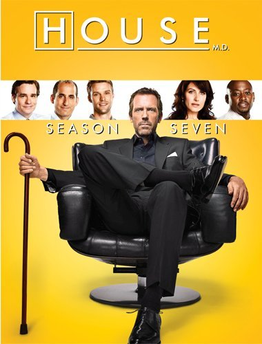 House, M.D.: Season 7 System.Collections.Generic.List`1[System.String] artwork