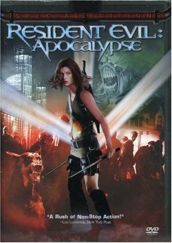 Resident Evil: Apocalypse (Special Edition) System.Collections.Generic.List`1[System.String] artwork