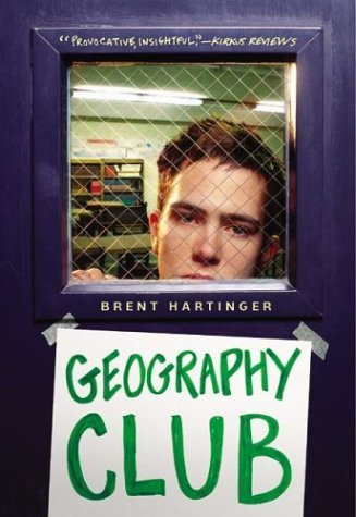 Geography Club  Reprint  edition cover