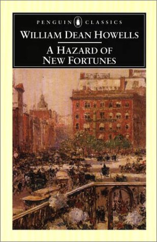 Hazard of New Fortunes   2001 edition cover