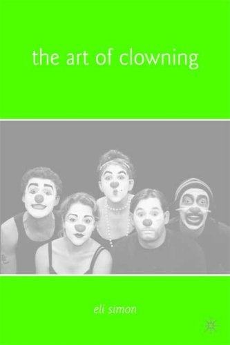 Art of Clowning   2009 edition cover