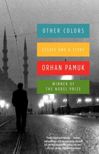 Other Colors Essays and a Story  2008 edition cover