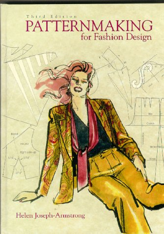 Patternmaking for Fashion Design  3rd 2000 (Revised) edition cover