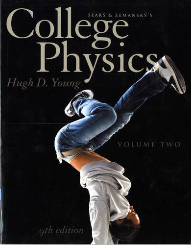 College Physics Volume 2 (Chs. 17-30)  9th 2012 edition cover