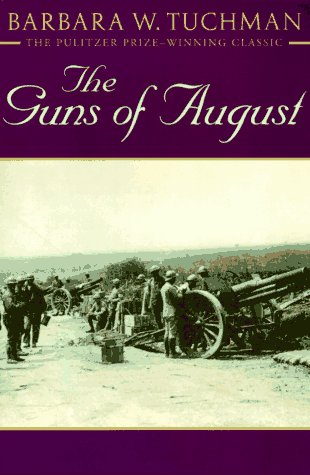 Guns of August   1990 edition cover
