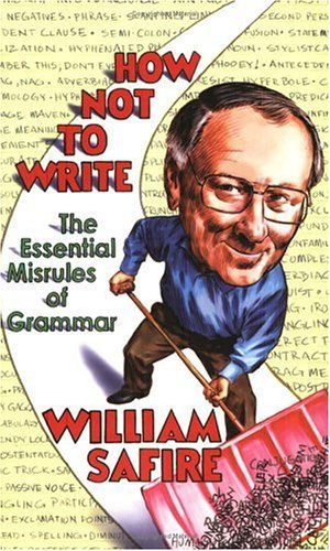 How Not to Write The Essential Misrules of Grammar  2005 edition cover