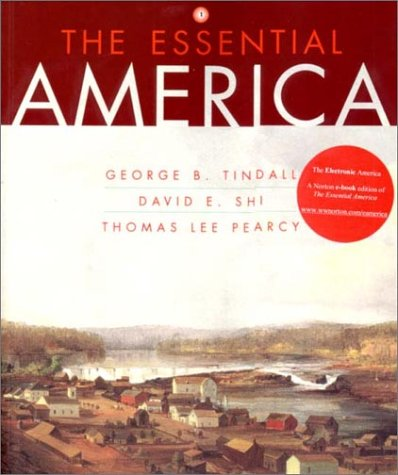 Essential America   2001 9780393976236 Front Cover