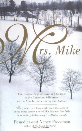 Mrs. Mike   2002 (Reprint) edition cover