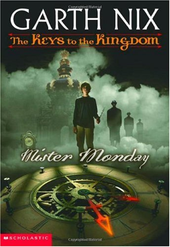 Mister Monday   2003 edition cover