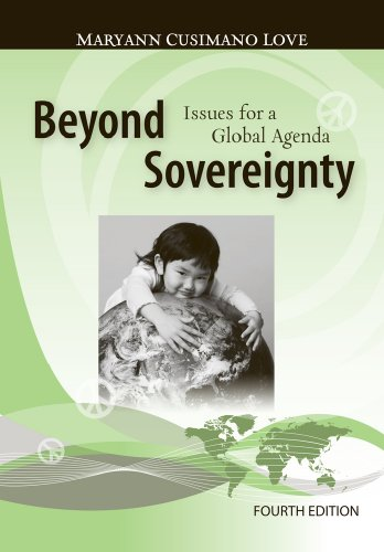 Beyond Sovereignty Issues for a Global Agenda 4th 2011 edition cover