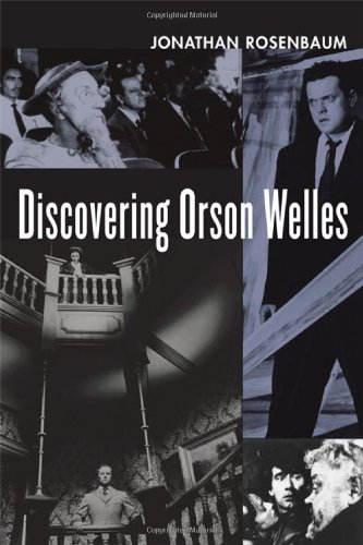 Discovering Orson Welles   2007 edition cover