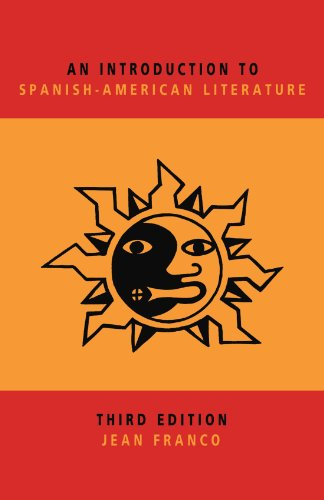 Introduction to Spanish-American Literature  3rd 1994 (Revised) 9780521449236 Front Cover