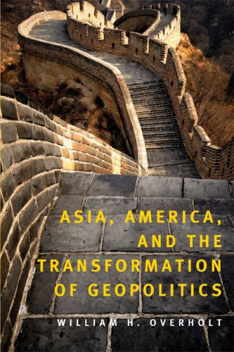 Asia, America, and the Transformation of Geopolitics   2008 9780521720236 Front Cover