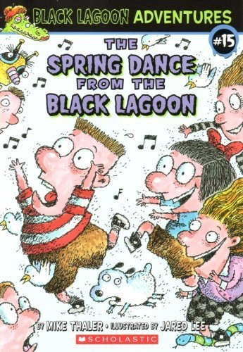 Spring Dance from the Black Lagoon   2009 edition cover