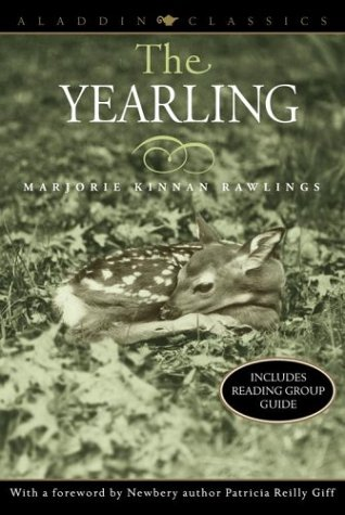 Yearling   2001 edition cover