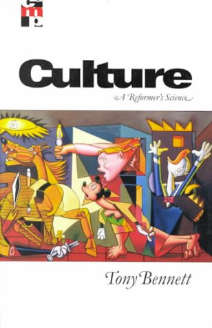 Culture A Reformer's Science  1998 9780761959236 Front Cover