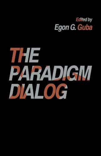Paradigm Dialog   1990 edition cover